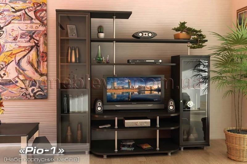 стенка рио 1 мебель сервис гостинная рио 1 стенки для